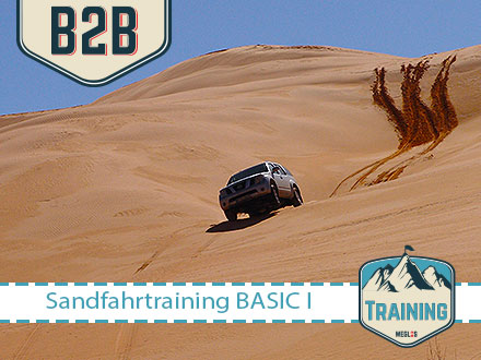 WEGLOS | Oman – TTT – Train the Trainer Sandfahrtraining BASIC I
